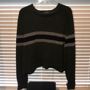 cropped vintage sweater !
